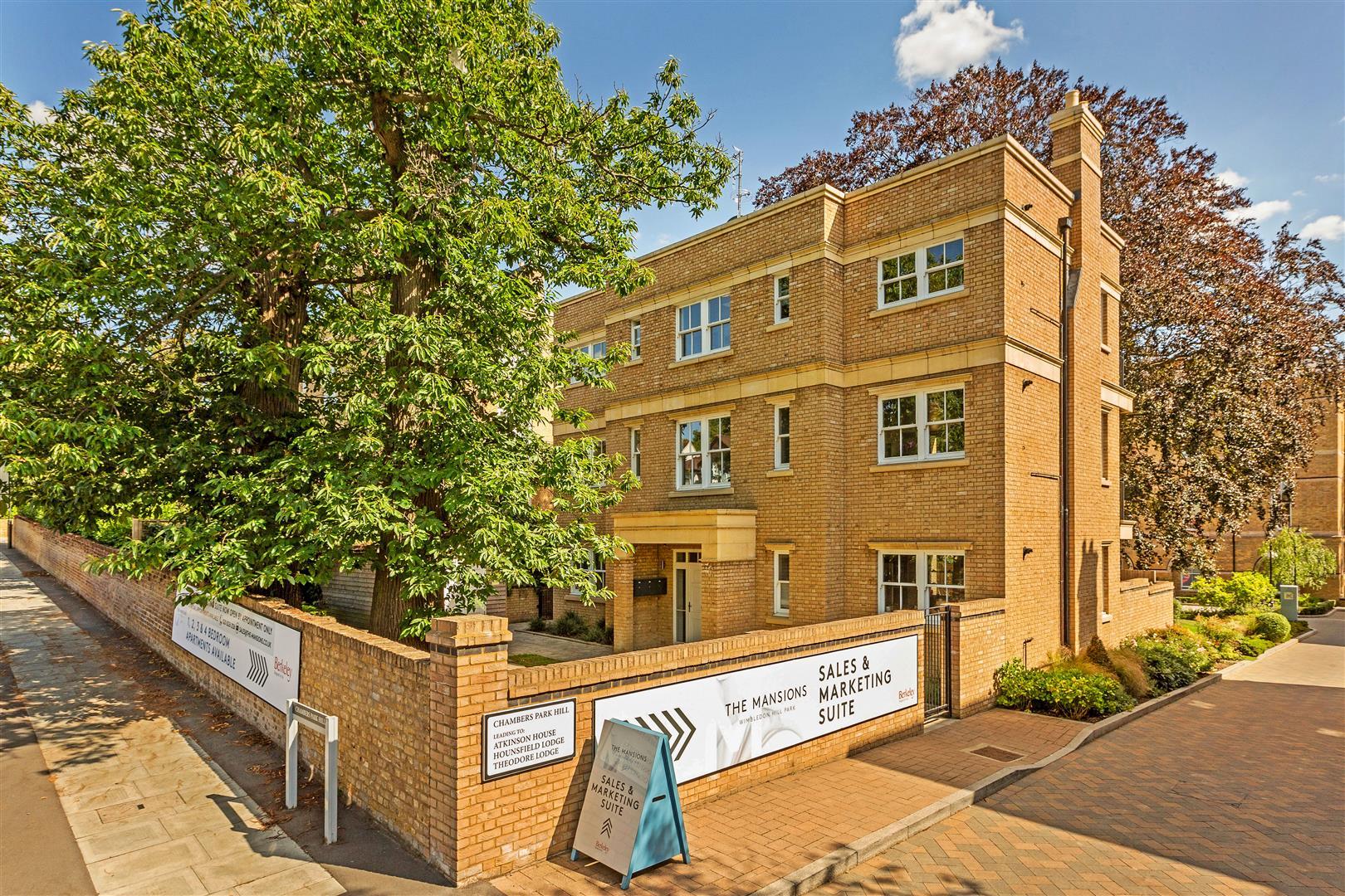 Spencer House, Chambers Park Hill, Wimbledon